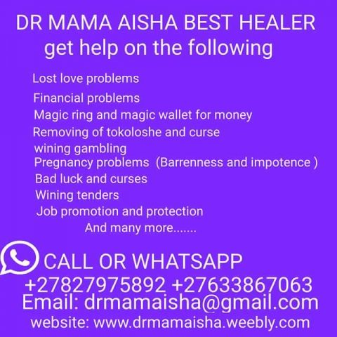 Cercle Carré » MAMA AISHAH •+27827975892• >>• lost love spell caster