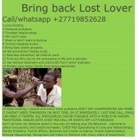 +27719852628 Bring Back Lost Lover In Pietermaritzburg