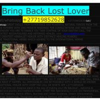 Powerful Bring Back Lost Lover In Pietermaritzburg Call/whatsapp +27719852628