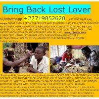 Bring Back Lost Lover In Pietermaritzburg Call/whatsapp +27719852628