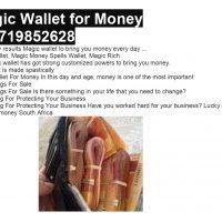 Money Spells & Lottery Spells In Pietermaritzburg Call/Whatsapp CHIEF MIA +27719852628