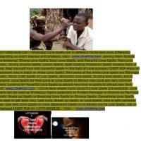 Sangoma / Traditional Healer In Pietermaritzburg Call/Whatsapp +27719852628